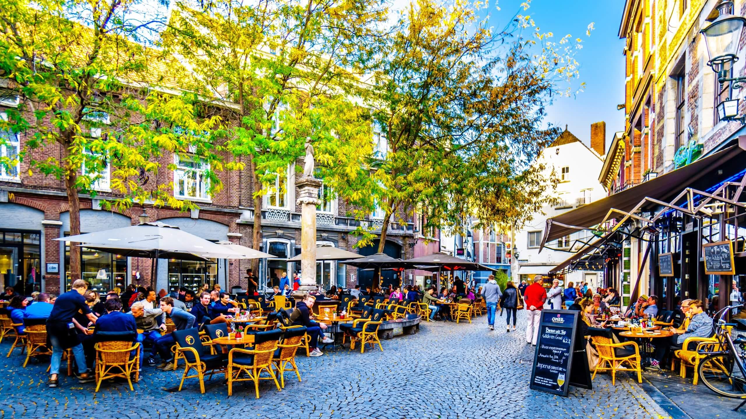 5x leukste hotspots van Maastricht