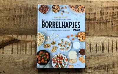 Kookboek: Het Borrelhapjes Bakboek