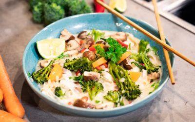 Top 10: makkelijke meal prep maaltijden