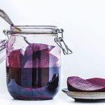 Hoe maak je zelf thuis: gefermenteerde rode biet met anijs