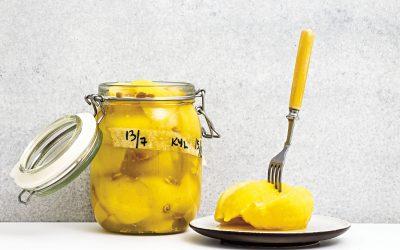 Hoe maak je zelf thuis: gepekelde citroenen