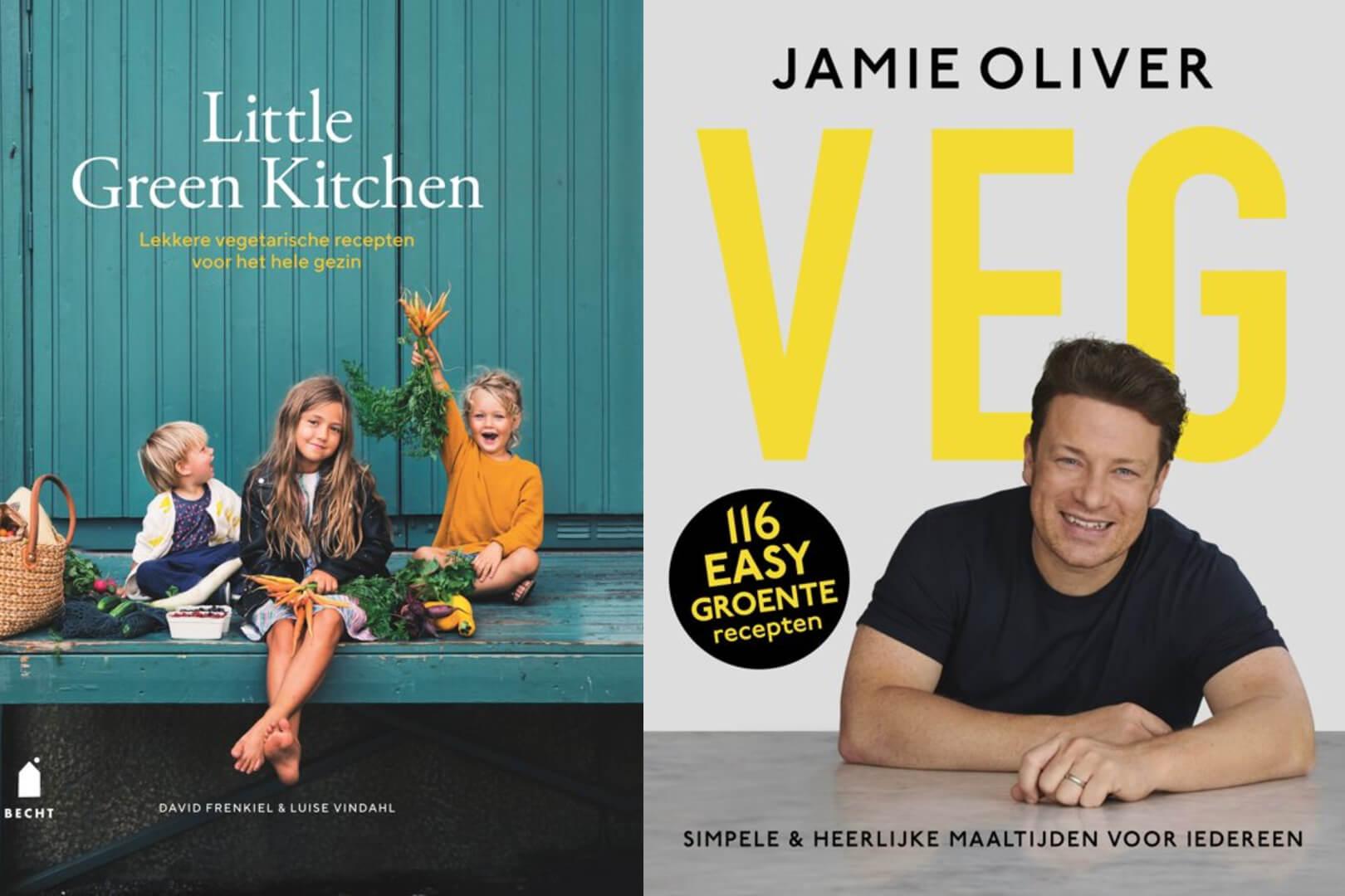 Top 5: kookboeken die niet mogen ontbreken op je verlanglijstje