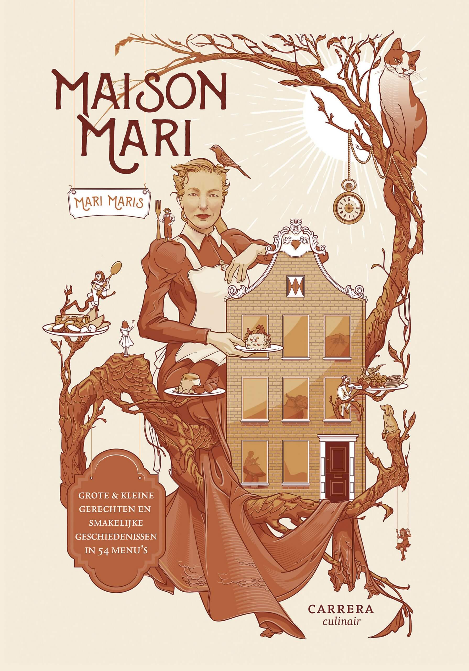 Kookboek review: Maison Mari