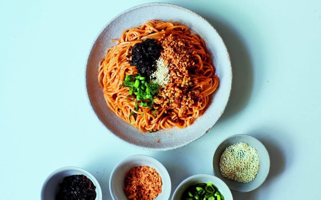 De Sichuanese keuken: 'aangestoken' yibinnoedels