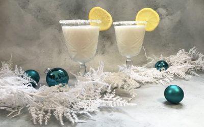 VEGA Kerstmenu: heerlijke scroppino met citroensorbetijs en prosecco