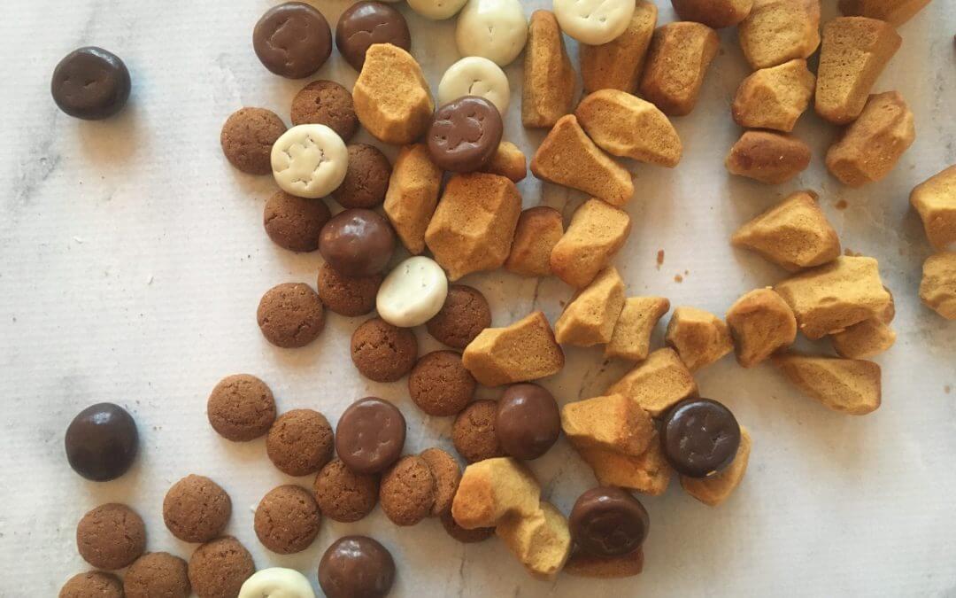 Wat is nou het verschil tussen kruidnoten en pepernoten?