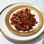 Lekker Fred: sambal goreng tempeh