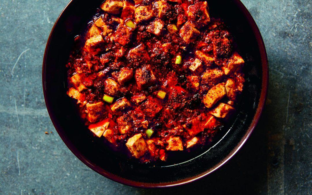 De Sichuanese keuken: mapo tofu
