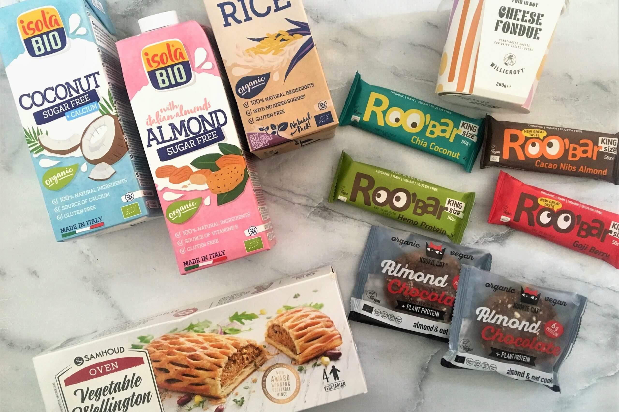 Nieuwe vegetarische producten om te proberen #62