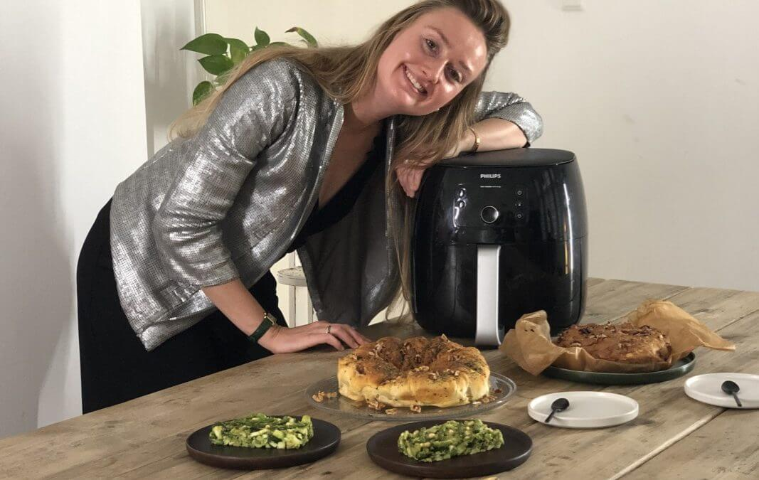 VIDEO: 3-gangen kerstdiner uit de Airfryer + WIN