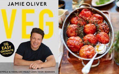 Kookboek review: VEG! van Jamie Oliver