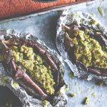 De Moorse keuken: gevulde aubergines