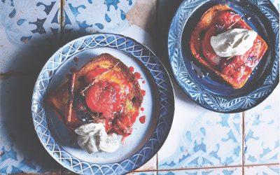 De Moorse keuken: gebakken vruchtenbrood