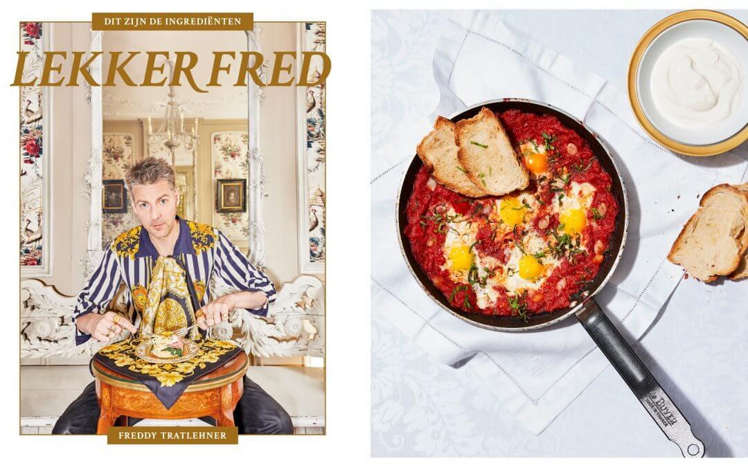 Kookboek: Lekker Fred