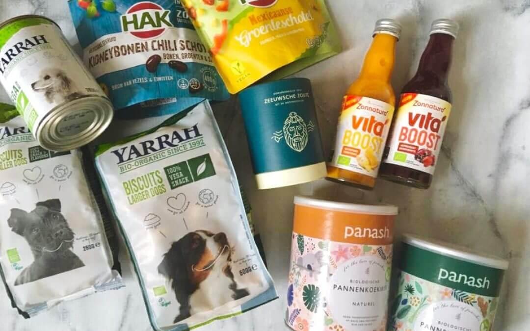 Nieuwe vegetarische producten om te proberen #63