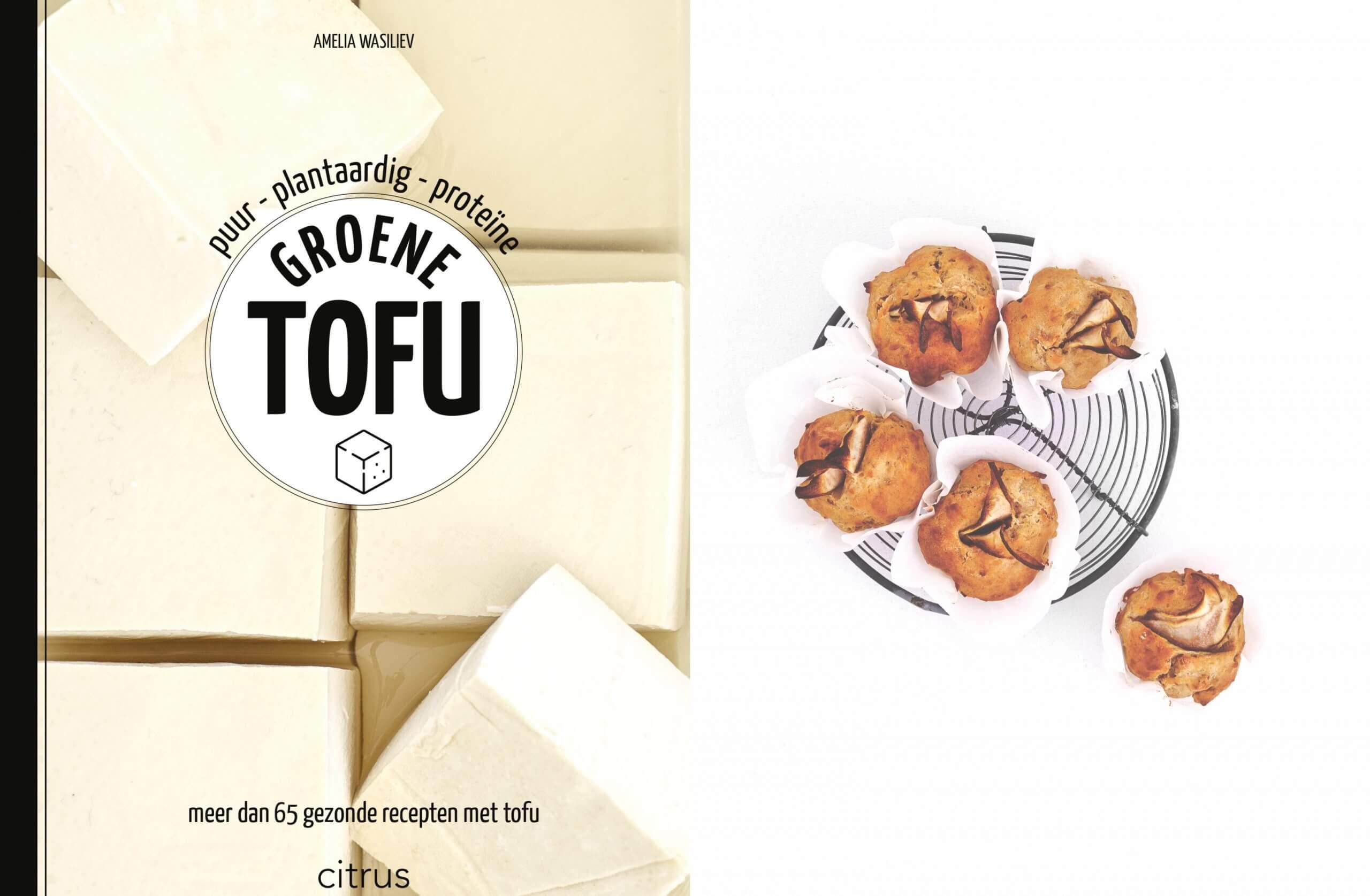 Kookboek review: Groene tofu