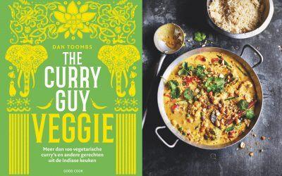 Kookboek review: The Curry Guy Veggie van Dan Toombs