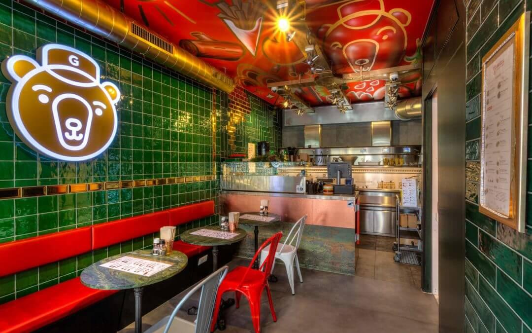 Grizzl: (h)eerlijk fastfood in Amsterdam