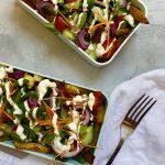 Vega budget: gezondere vegetarische kapsalon
