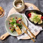 35+ vega gerechtjes bij restaurant 't Zusje