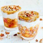 Sinner Saturday: appeltaarttoetje met dadel-karamelsaus