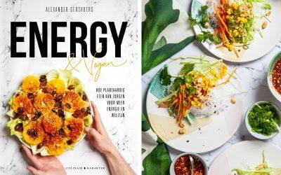 Kookboek: Energy & Vegan