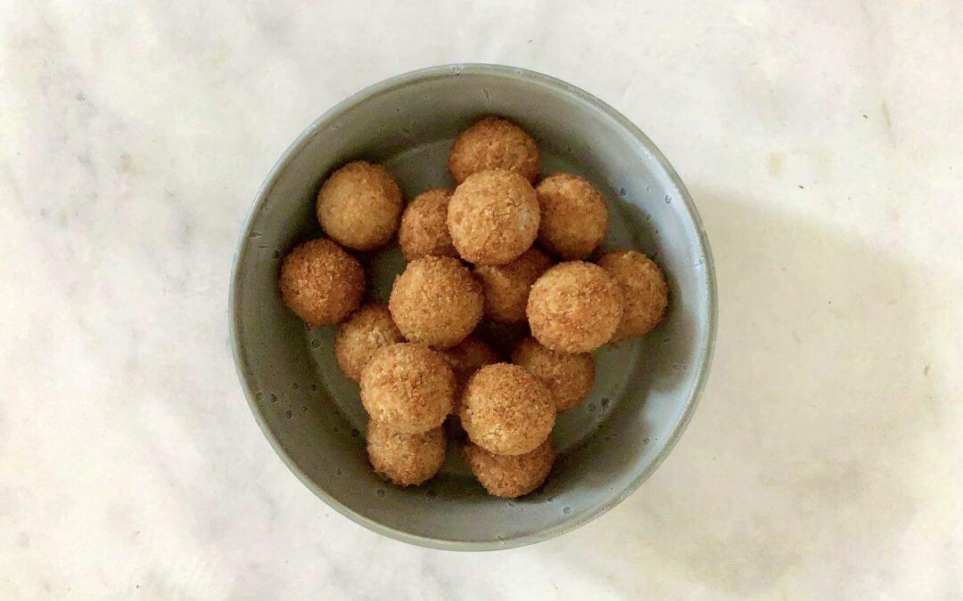 Getest: vega bitterballen van de Lidl