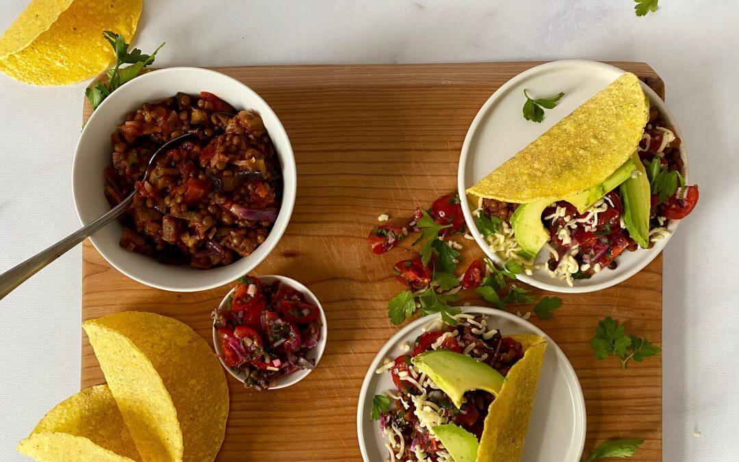 Vegetarisch menu met 14 recepten voor de Nationale Week Zonder Vlees!