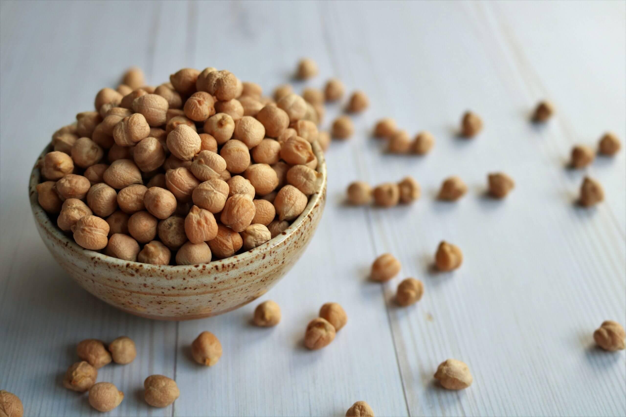 Plantaardige vervanger voor vlees: peulvruchten