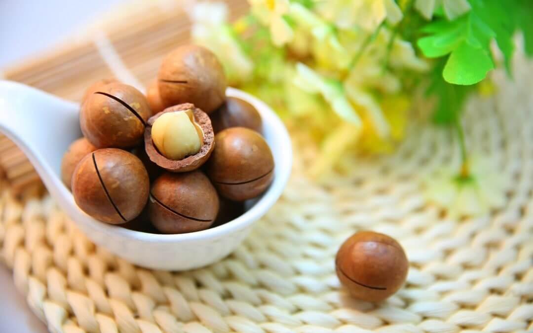 De gezondheidsvoordelen van macadamia noten