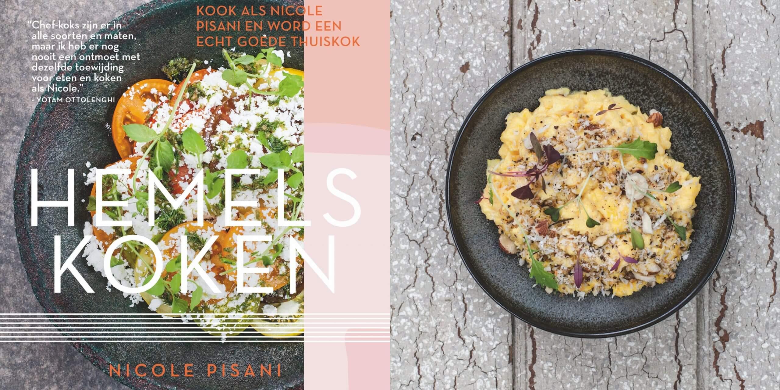 Review: Hemels koken van Nicole Pisani