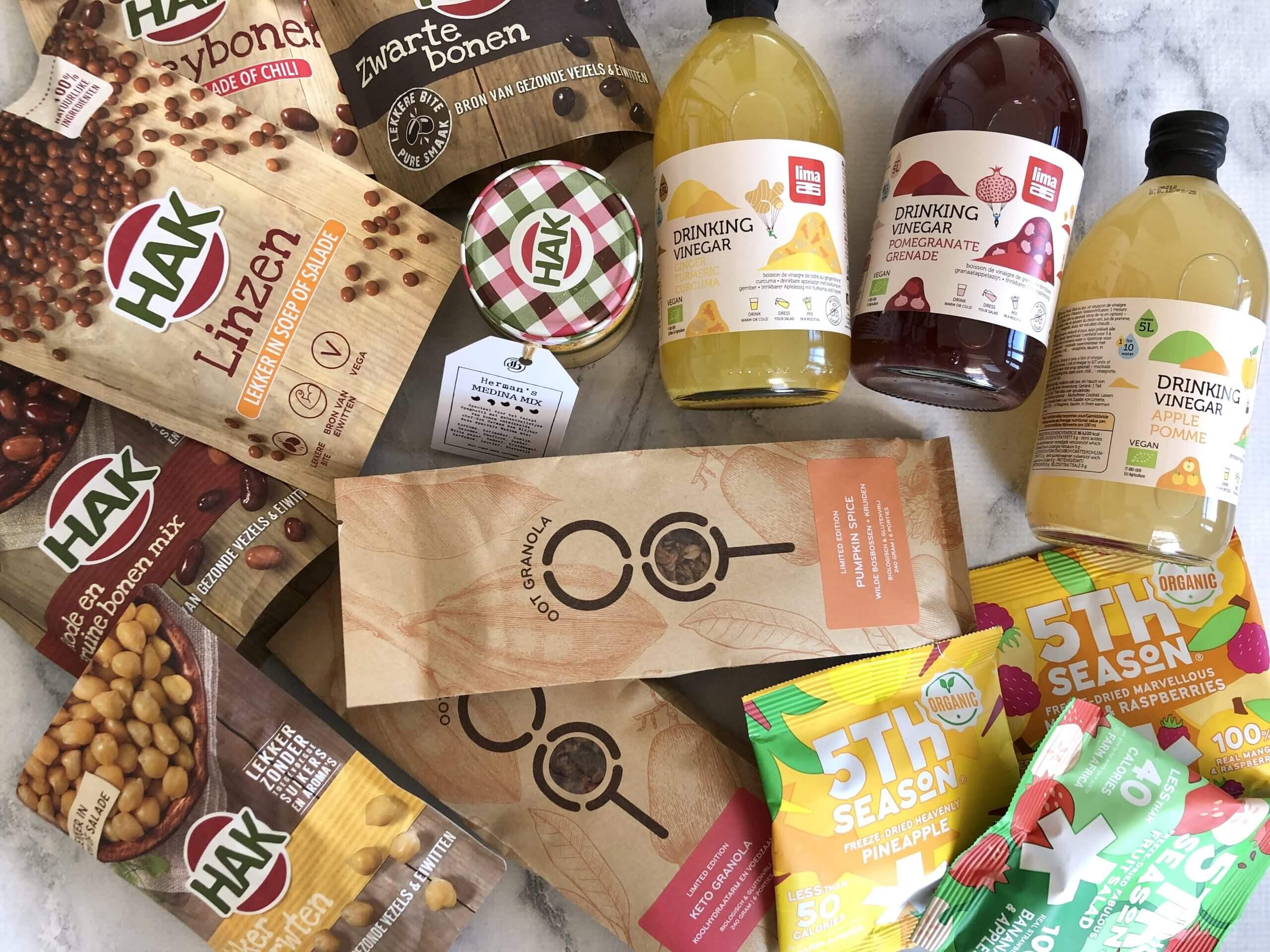 Nieuwe vegetarische producten #66