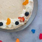 Koningsdag gebakje: vegan sinaasappel kwarktaart