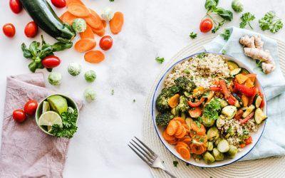 7 voedingsmythes over plantaardig eten ontkracht