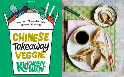 Kookboek review: Chinese Takeaway Veggie van Kwoklyn Wan