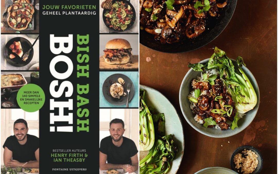 Kookboek review: BISH BASH BOSH!