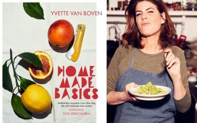 Kookboek review: Home made basics van Yvette van Boven