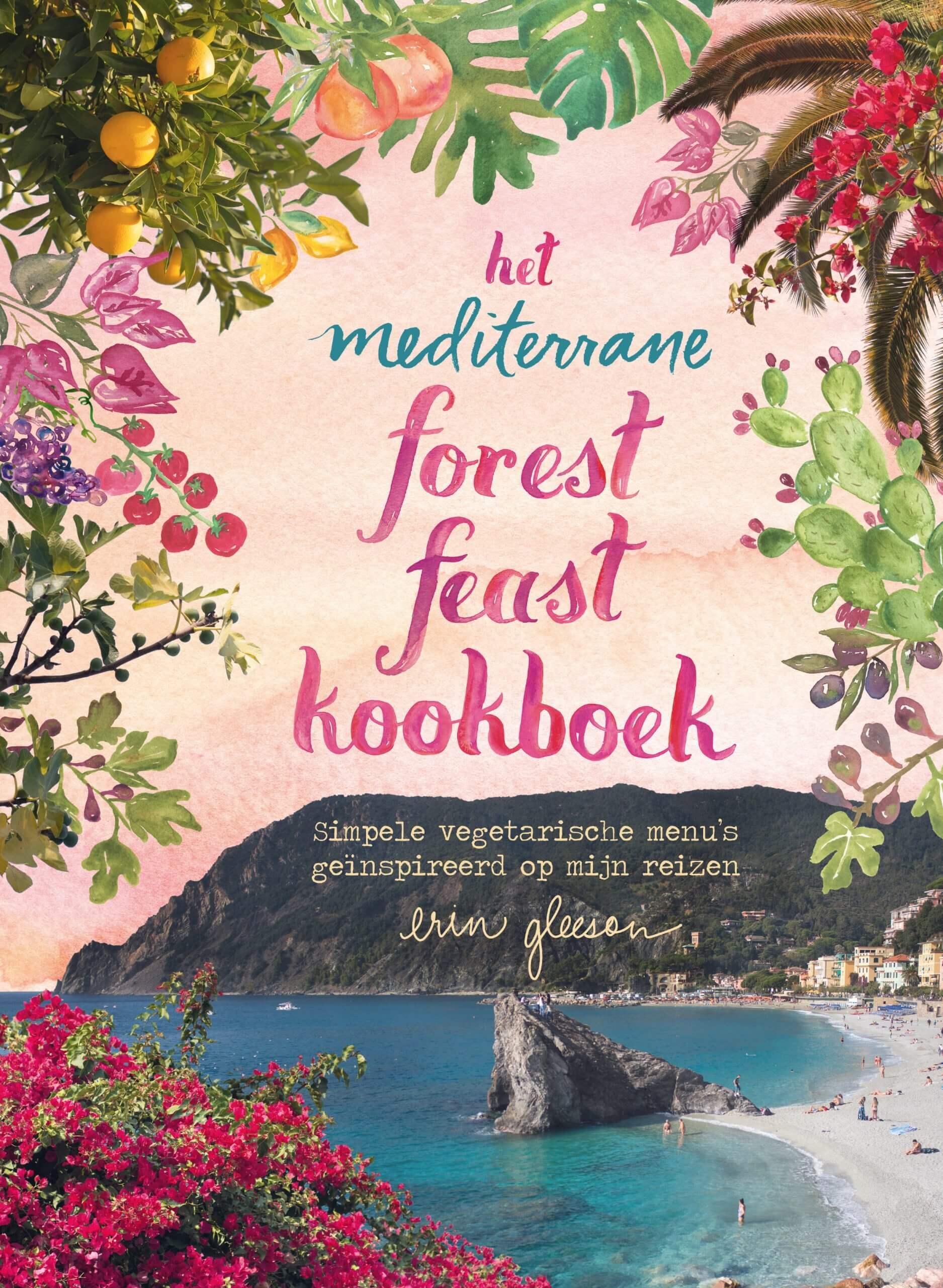 Erin Gleeson, het mediterrane forest feast kookboek salade van geschroeide venkel en mandarijn