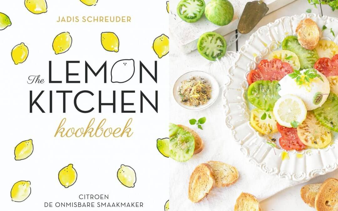 Kookboek review: The Lemon Kitchen van Jadis Schreuder
