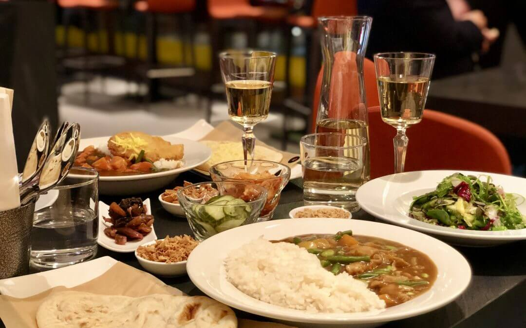 Kiiro Rotterdam: het enige echte Japanse Curry House