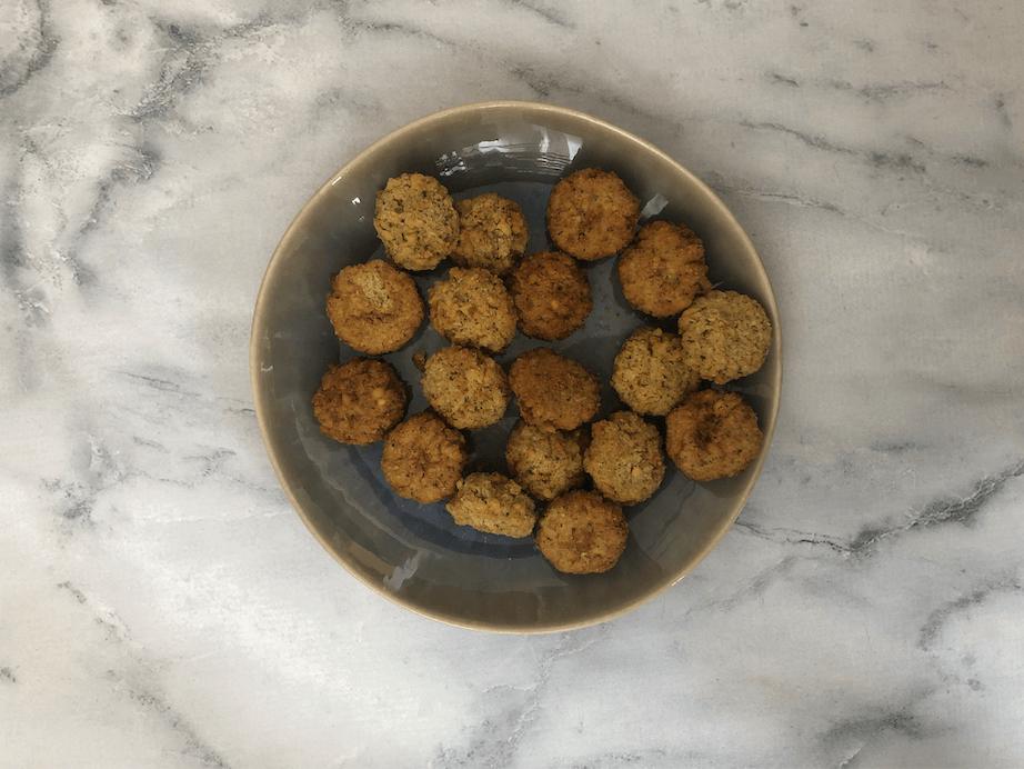 Getest: vegan falafel van Lidl