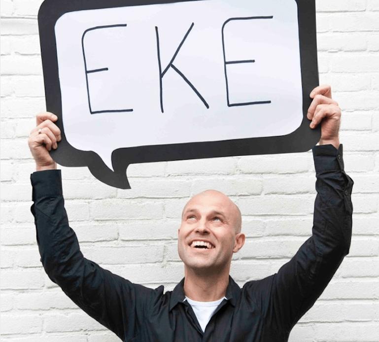 """Eke Mariën van Koken met Kennis: """"Ik wilde altijd weten waar ik tijdens het koken mee bezig was"""""""