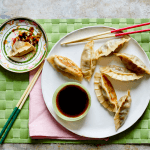 Chinese Takeaway Veggie: Potstickers (dumplings)