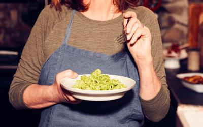 Home Made Basics: De perfecte maccheroni met pesto