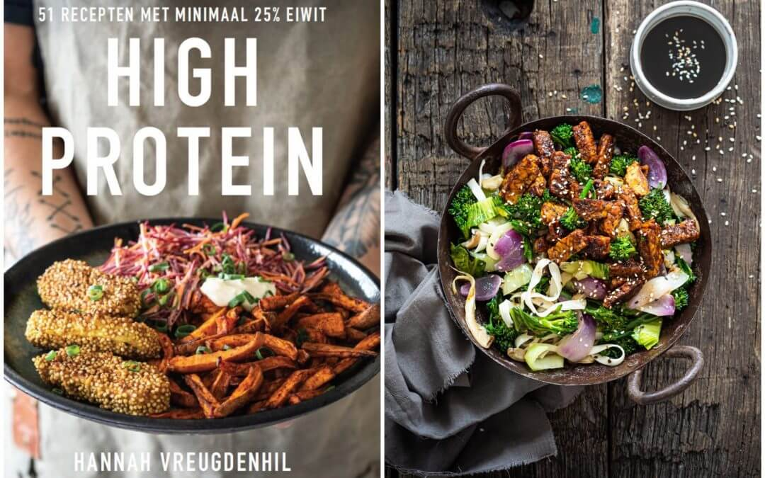 Kookboek review: High protein door Hannah Vreugdenhil