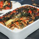 Glutenvrije spinazie lasagne