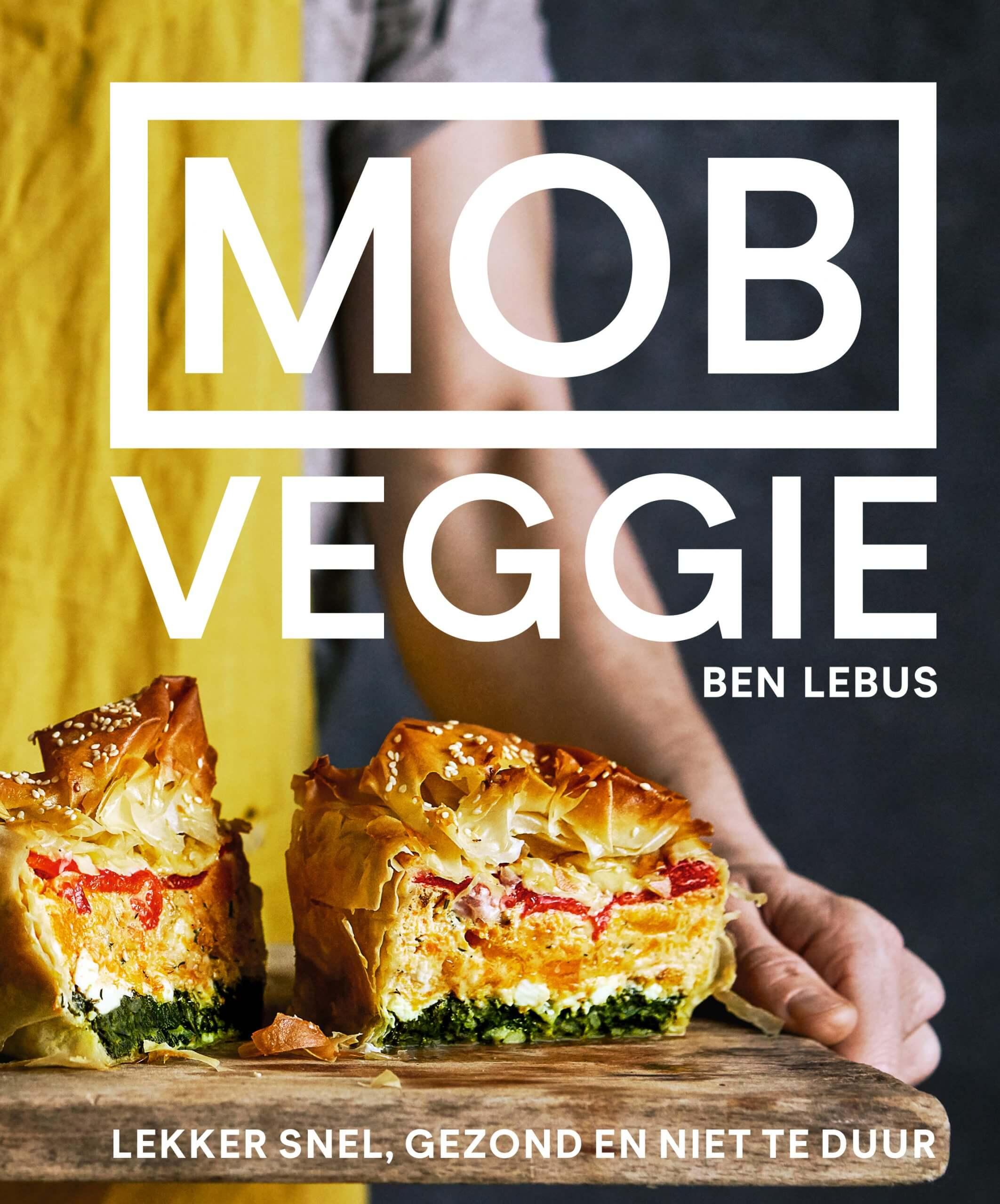 Koookboek review: MOB veggie van Ben Lebus