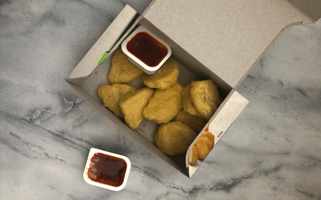 Vleesvervanger getest: vegan Next level nuggets (Lidl)
