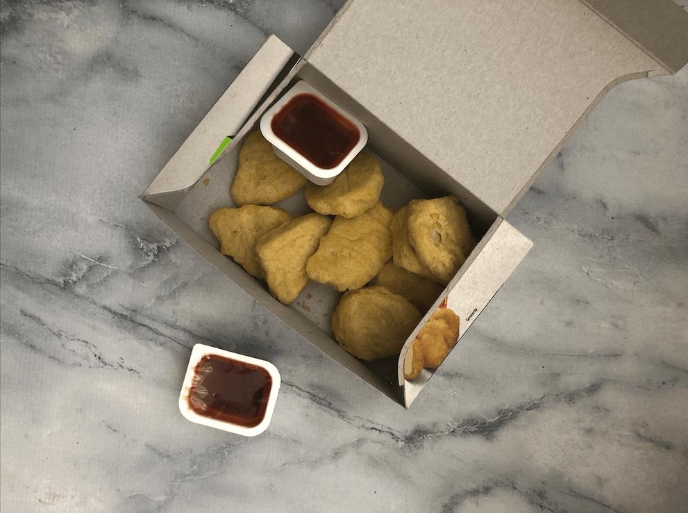 Vleesvervanger getest: vegan Next level nuggets (Lidl)