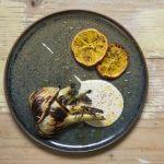 De Israëlische keuken: gekaramelliseerde venkel en sinaasappel met arak en amandel-techina